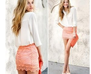 {2X HP} Ambiance Dusty Rose Skirt